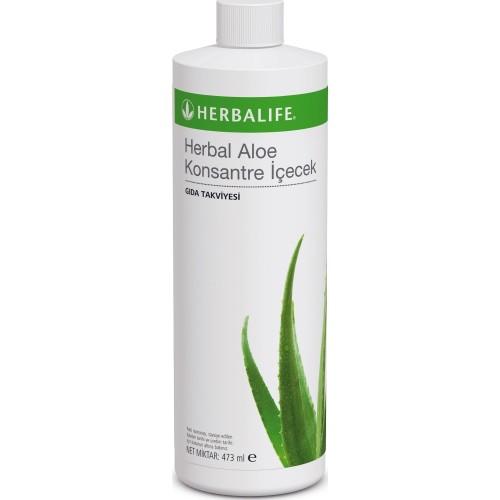Herbal Aloe Konsantre İçecek 473 ml