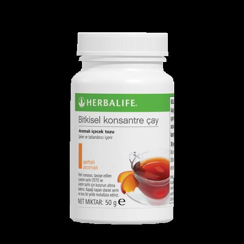 Bitkisel Konsantre Çaylar Şeftali Aromalı 50 g