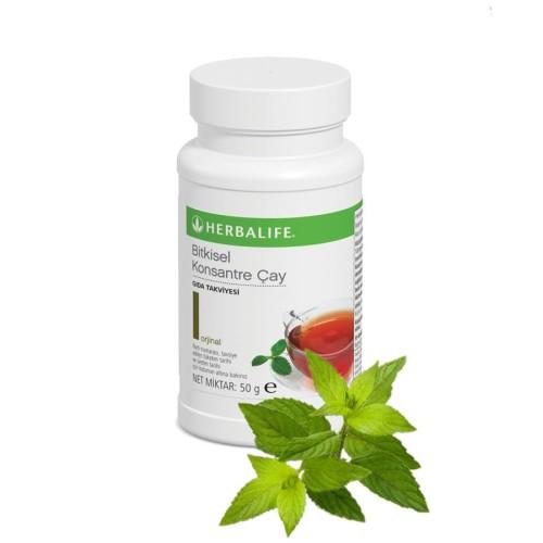 Bitkisel Konsantre Çaylar Klasik Aromalı 50 g