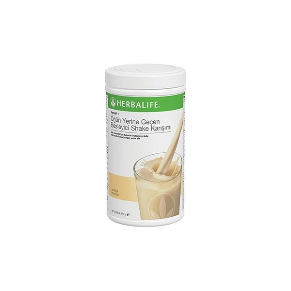 Formül 1 Besleyici Shake Karışımı Vanilyalı Aromalı 550 g
