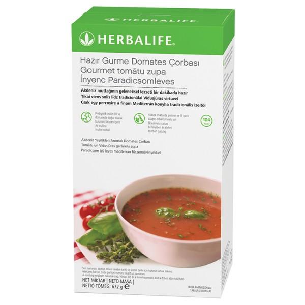 Gurme Domates Çorbası Domates