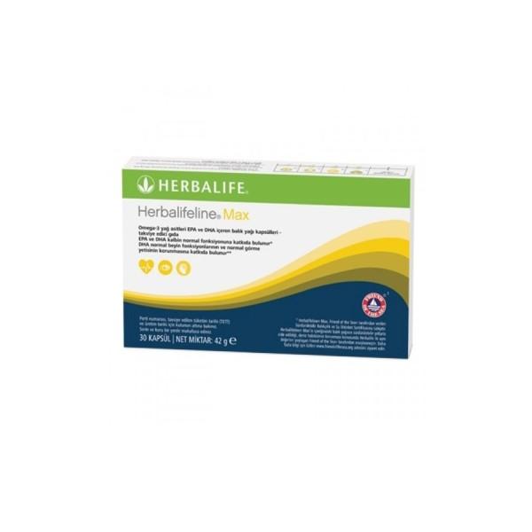 Herbalifeline Max 30  Kapsül