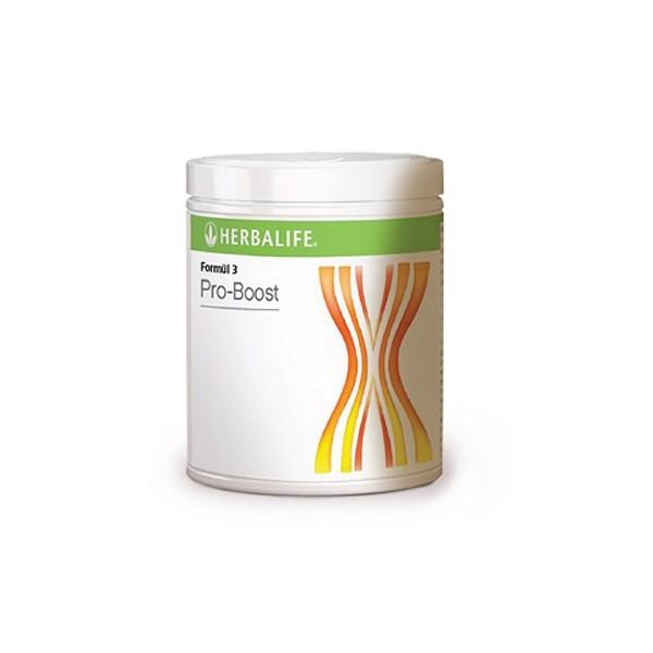 Pro-Boost Yüksek proteinli aromalı içecek tozu